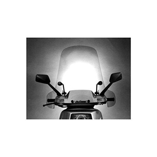 Slipstreamer Windscreen (Slipstreamer Windscreen Clear for Honda CH-250 Elite 86-87)