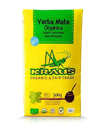 - Organic Yerba Mate Traditional, Leaf & Stem