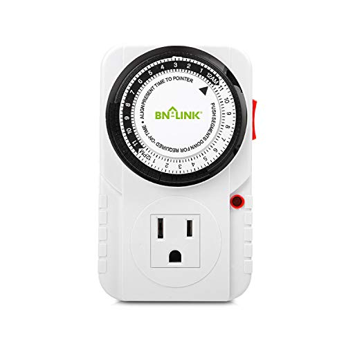 timer outlet three prong - 3