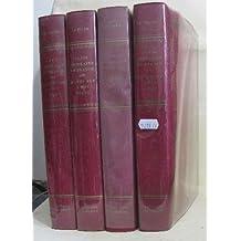 La vie populaire en france du moyen âge à nos jours (4 vols) tome I le travail, tome II les loisirs, tome III le foyer, tome IV l'homme