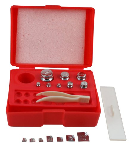American Weigh Scales Calibration Weight Kit WGHTKIT, Class M2 by American Weigh