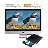 External Bluray DVD Drive, USB 3.0 Blu Ray 3D 4K