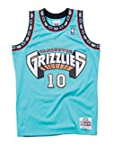 Mitchell & Ness Vancouver Grizzlies Mike Bibby 1998