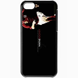 XiFu*MeiPersonalized iphone 6 plua 5.5 inch Cell phone Case/Cover Skin Rooney Wayne Rooney Manchester United Football BlackXiFu*Mei