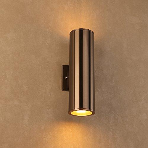 Outdoor Wall Light Ip54 Waterproof Porch Light Up Down