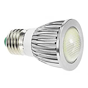 Ledtcx E27 5W 400LM 6000K Cold White Light LED Spot Bulb (85V-265V)