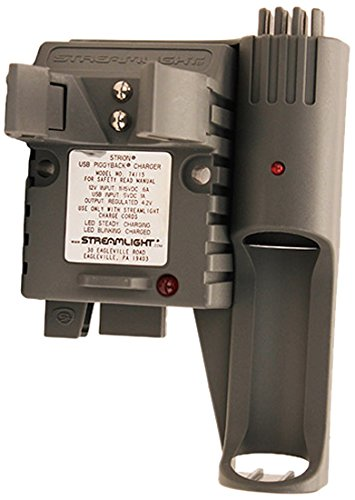 Streamlight Strion USB PiggyBack Charger (Ac Piggyback Charger)