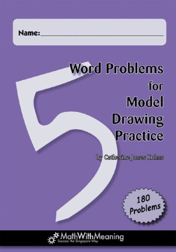 Word Problems for Model Drawing Practice - Level 5