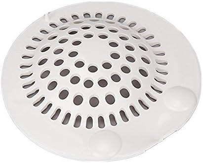 per bagno e cucina per doccia e scarico dei capelli Set di 5 filtri in silicone per lavello N\A