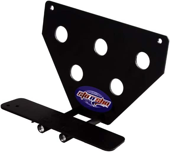 2015-2016 Ford Mustang 2.3L//GT//V6 Sto-N-Sho Removable Front License Plate Bracket
