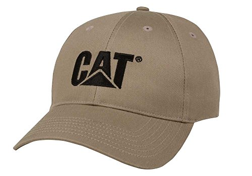 Cat Structured Khaki Hat