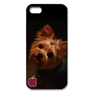 Yorkie Dog iPhone 5 5s Case Yorkie Dog Case Cover