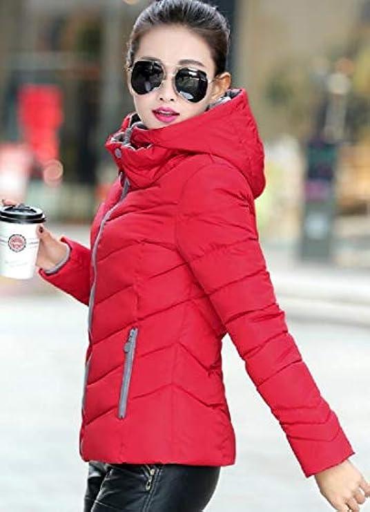 Imbottito Da Invernale Trapuntato Donna Piumino Cotone In vwg5OXq