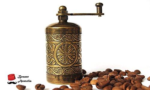 Turkish Handmade Grinder Pepper Antique