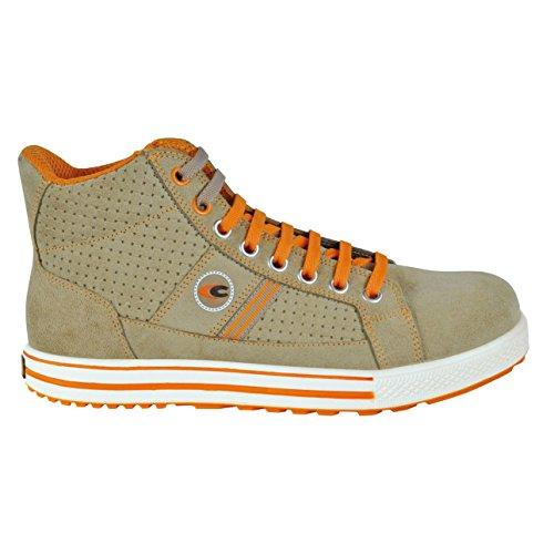 Cofra Zone S1P SRC–zapatos de seguridad talla 40color caqui