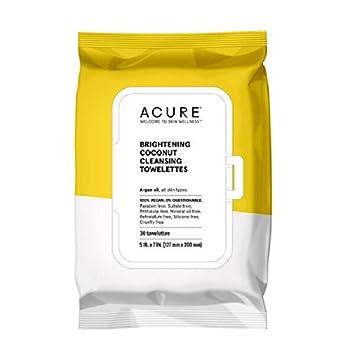 Acure Towelettes Argn Oil Cccnt