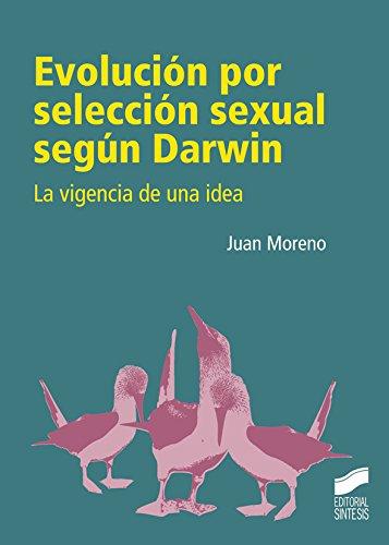 Descargar Libro Evolución Por Selección Sexual Según Darwin Juan Moreno
