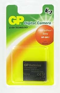 GP Batteries Sony NP-BK1, Litio-Ion, 550 mAh, 3.7 V, Negro