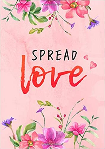 com sp love notebook quote on every page a