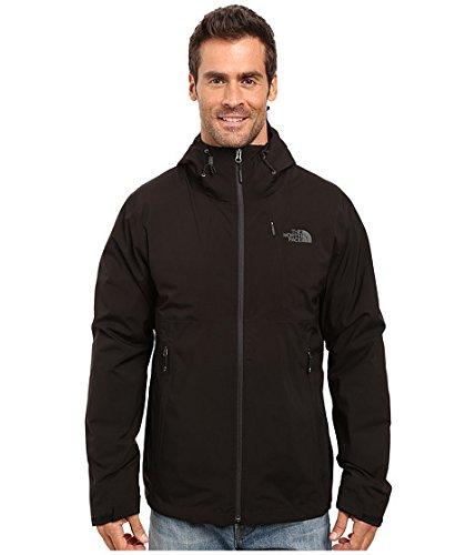 (ザノースフェイス) THE NORTH FACE メンズコートジャケットアウター Thermoball Triclimate Jacket [並行輸入品] B06XW63KYG S|TNF Black TNF Black S