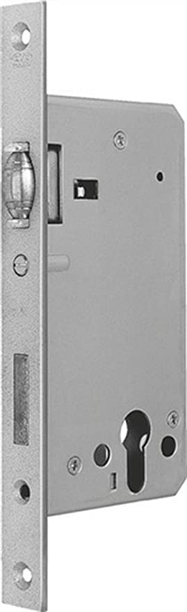 BKS Pendelt/ürschloss mit Rollfalle PZ DIN li.//re Dorn B-00550-06-0-8