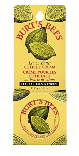 Burt's Bees 100% Natural Lemon Butter Cuticle Cream, 0.6 Ounce, Pack of 6