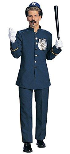 Mens LG (42-44)- Keystone Cop Jkt/Pants Only