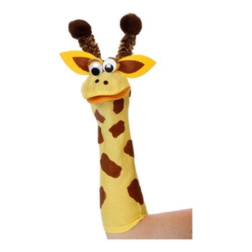 Wall Sock Friends Puppets Giraffe