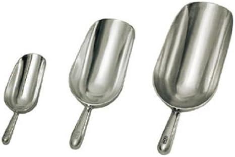 Large Aluminium Food Scoop for Pet Animal Food Mix Bar Grain Scoop