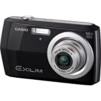 Casio Exilim EX-Z16 12 MP Digital Camera with 3x Zoom and 2.7-Inch LCD (Black) Basic Intro Review Image
