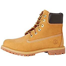 Timberland Women's 6 Inch Premium Waterproof Lace-up Boots