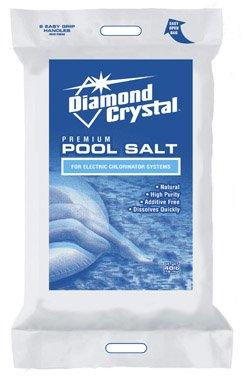 Diamond Crystal Pool Salt Bag 40 - Collection Pool