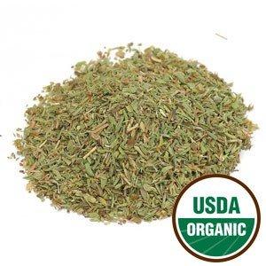 Thyme Leaf Cut & Sifted Organic - 1 oz