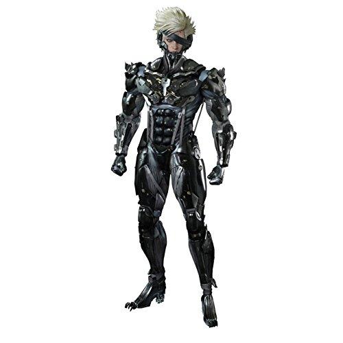 Hot Toys 1:6 Scale Raiden Metal Gear Rising Figure