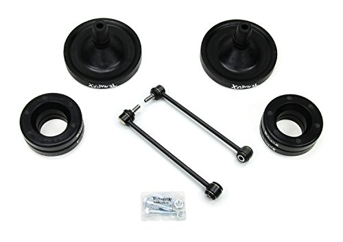 Teraflex 1155200 JK 2IN FRONT 1IN REAR BOOST/LEVELING KIT (INCLUDES FRONT SWAYBAR LINKS) (Jeep Jk 2 Lift)