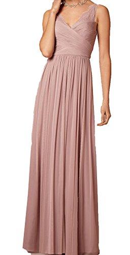Firose Chiffon Bridesmaid dress See through product image