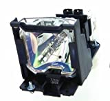 Panasonic PT-L735U projector lamp replacement bulb with housing - high quality replacement lamp