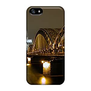 For Iphone 5/5s Fashion Design Bridgescape Case-IGW1030guuv