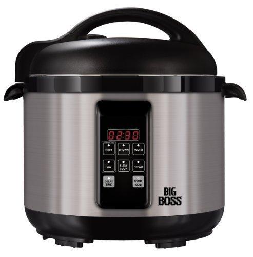 pressure cooker big boss - 7