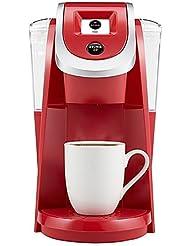 Keurig 2.0 K250 Coffee Brewing System (Imperial Red)
