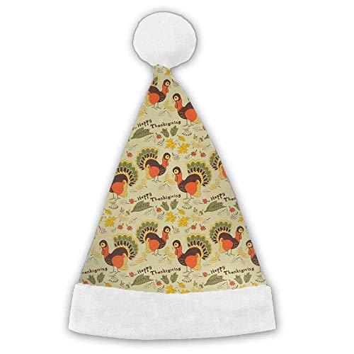 CIliik Merry Christmas Annoying Orange Juice Cute Baby Santa Hat Holiday Theme Caps