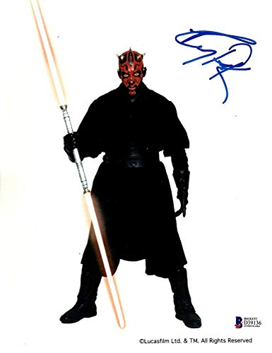 RAY PARK Signed Autographed STAR WARS