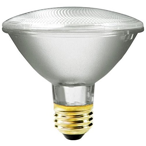 Plusrite 3503-55W - PAR30 - Short Neck Flood - 1000 Life Hours - 960 lm - 120V Halogen Bulb