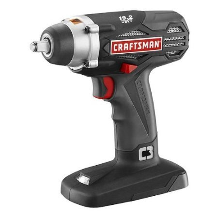 Craftsman 3 8 in. Impact Wrench 19.2 Volt Bare Tool