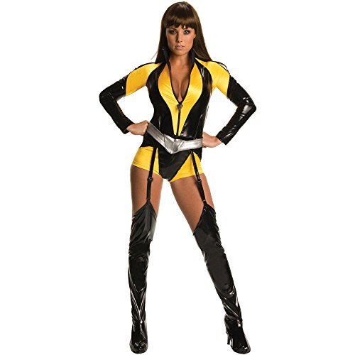 Warner Bros. Women's Watchmen Silk Spectre Secret Wishes