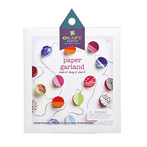 Craft-tastic Paper Garland Kit (Garland Craft)