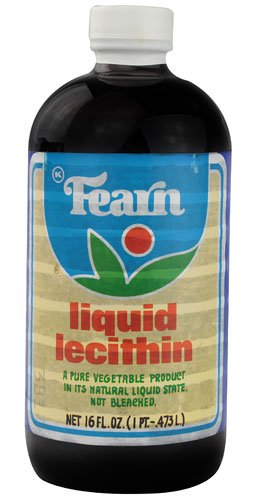 Fearns Soya Food Liquid Lecithin 16 Fz by Fearns Soya Food