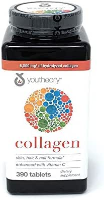 580 Count Total of You theory Coll agen Advanced with Vit C