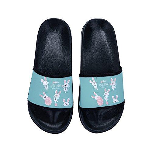 Zapatillas 39 casa Irma00Eve Color EU de Estar Talla Mujer para por Negro gwZvqxZd