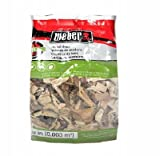 Weber 17138 2 lb Apple Wood Smoking Chips - Quantity 3 bags